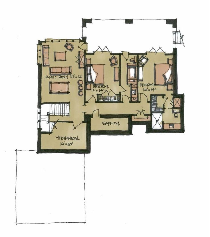 Plan Details Natural Element Homes 437