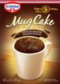 Dr. Oetker :: Mug Cake-  Tastes like lava cake. This is so awesome!!! So easy to make!! And takes 1 min. 15 seconds in the microwave, I may never make a whole cake again!