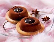 Шоколадно-чайное пирожное . Пошаговый рецепт с фото на Gastronom.ru