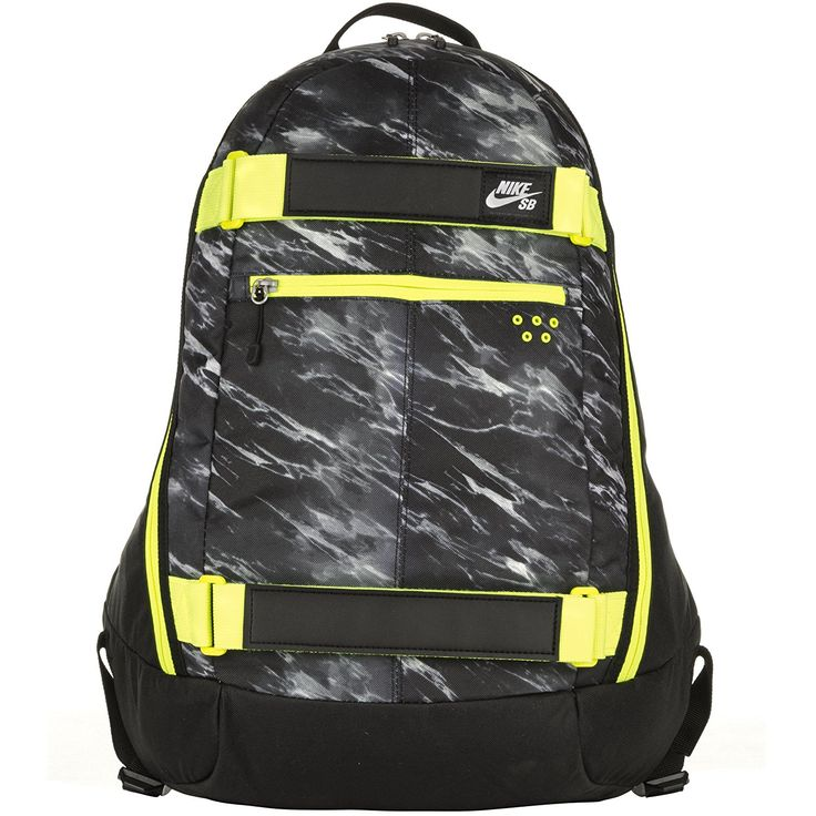 nike sb backpack yellow