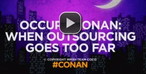 Occupy Conan: Conan O'Brien and Team Coco to crowdsource a full episode