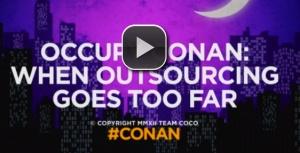 Occupy Conan: Conan O'Brien and Team Coco to crowdsource a full episode