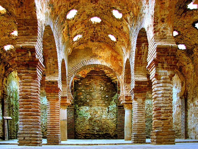 Baños Arabes Andalucia:Went to the arab baths in Seville, Spain Want to go back