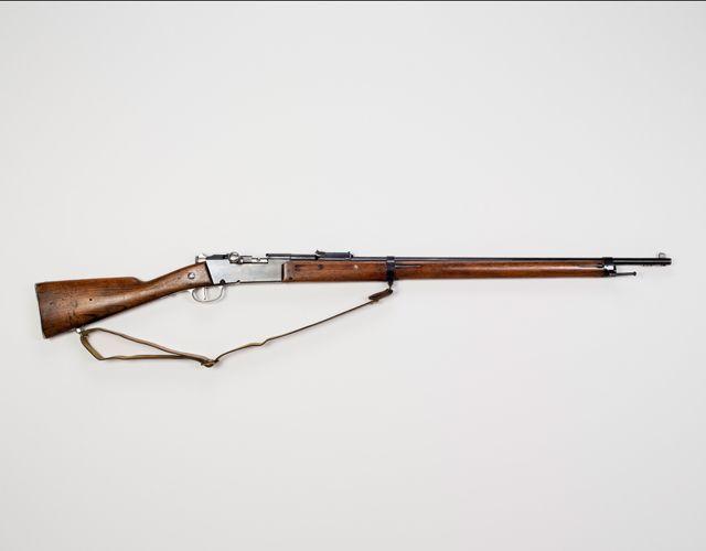 Fusil 224 r 233 p 233 tition lebel mod 232 le 1886 modifi 233 1893 mus 233 e de l