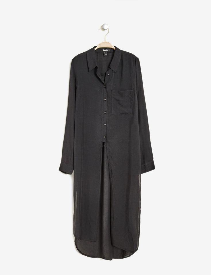 chemise extra longue imprimé noire - http://www.jennyfer.com/fr-fr/collection/chemises/chemise-extra-longue-imprime-noire-10010218060.html