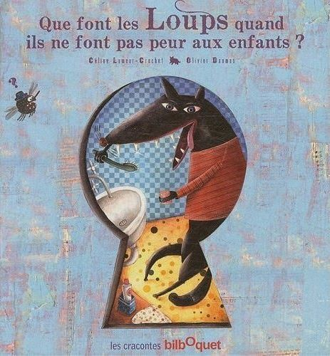 Céline Lamour-Crochet: projet pédagogique sur les loups... sortie à la ma...