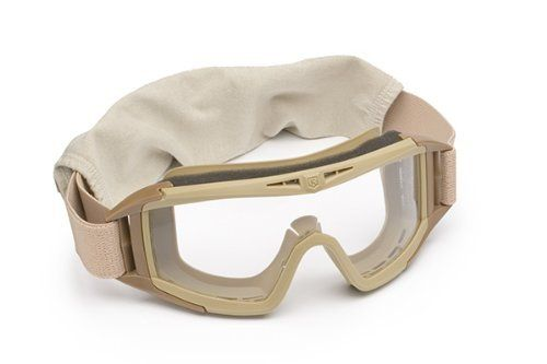 Revision Military Desert Locust Goggle Basic - Clear Lens - Desert Tan by Revision Military. Save 13 Off!. $61.17. Specifically developed for severe temperatures, the Desert Locust Extreme Weather Goggle provides best-in-class comfort and fog resistance for extreme environments. The dual-pane thermal lens and proprietary OcuMax® coating keep fog and surface scratches at bay, while comfort foam seals elements from the eyes. Like all Desert Locust products, the optically correct goggle lenses…