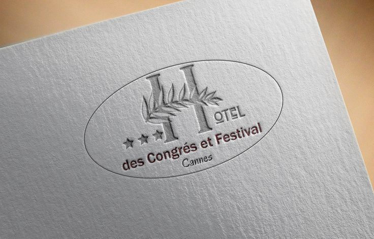 Restyling Logo per Hotel. Hotel des Crongés et Festival  #logo #logotipo #grafica #creareunlogo  @graphiCreations