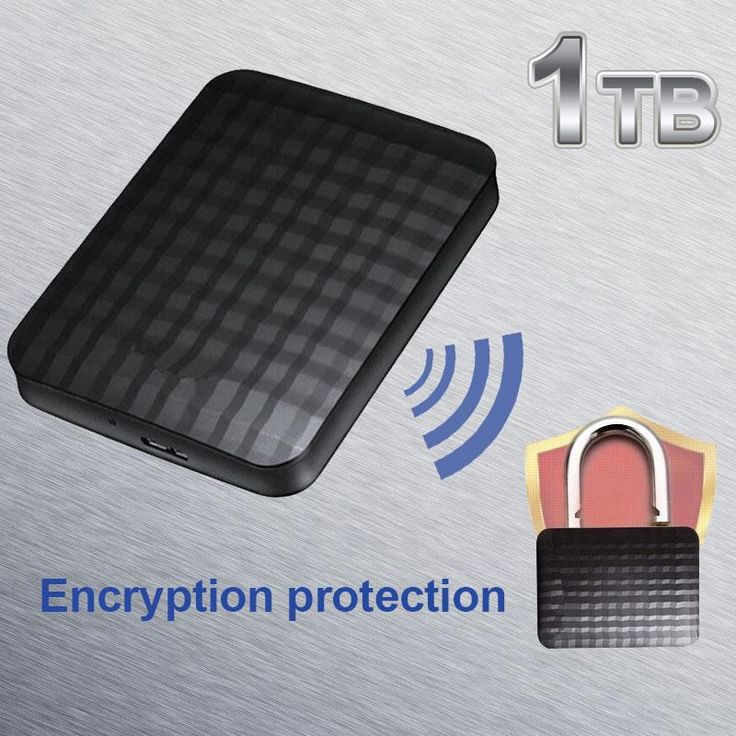 New Original For M32 USB3.0 1TB Safe Stable External Hard Drives Portable Mobile Hard Disk High Speed Hard Disk Professional