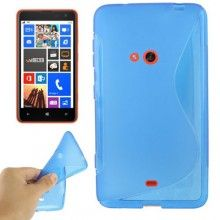 Funda Lumia 625 - Sline Azul  $ 42,11