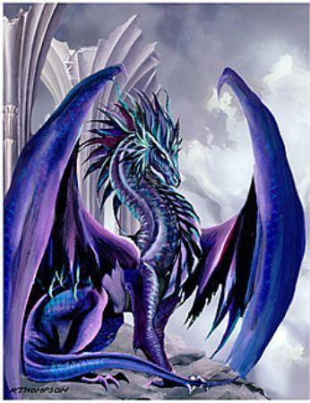 Feuer | Meine Drachen Fantasy Welt