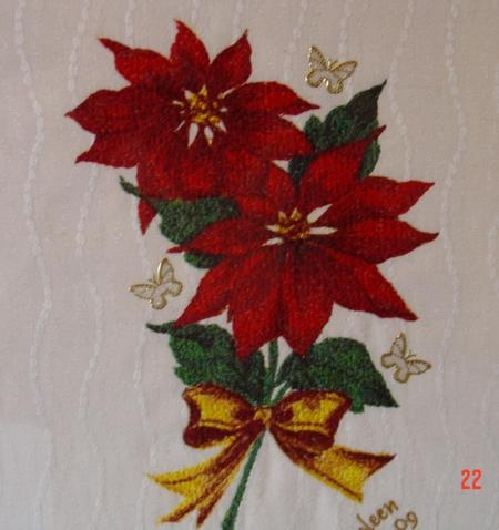Advanced Embroidery Designs. Works of Our Customers