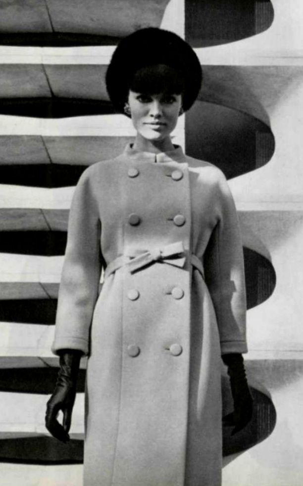 Guy Laroche 1963 - This looks just like one of my Barbies from that era.  : )