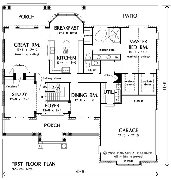 353 best House Plans images on Pinterest | Beach house, Dreams and ...