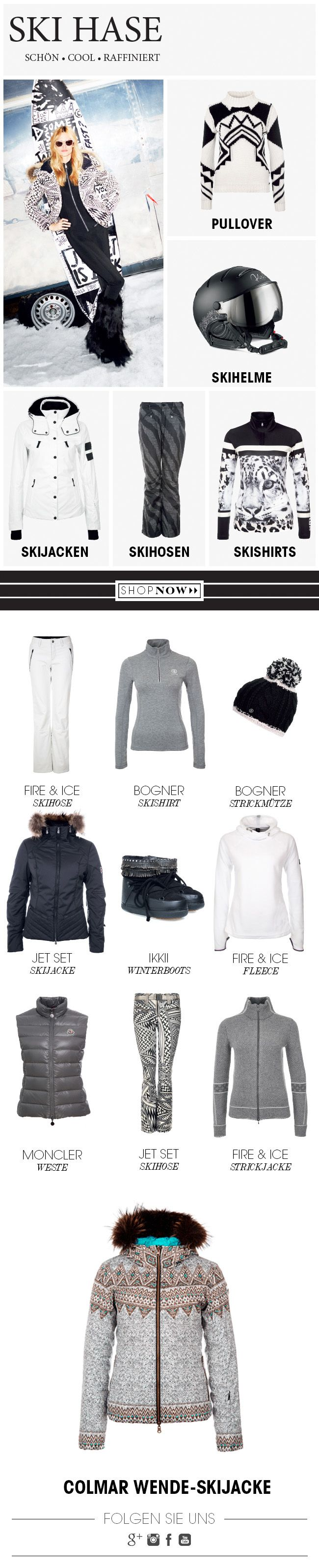 #sailerstyle #sailerfashionview #fashion #skifashion #ski #winter2015 #wintersport #jetset #colmar #skijacke #skimode #skibekleidung #skiwear