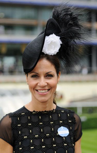 Julia Bradbury attends Day 4 of Royal Ascot at Ascot Racecourse on June 21, 2013 in Ascot, England.