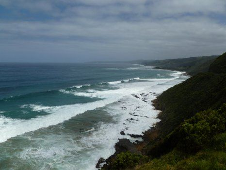 Awesome view of Great Ocean Road more at greatoceanroad.travel   #greatoceanroadtravel