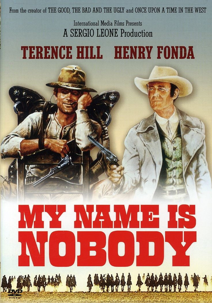 My Name is Nobody - A great western comedy! #cinema #movie