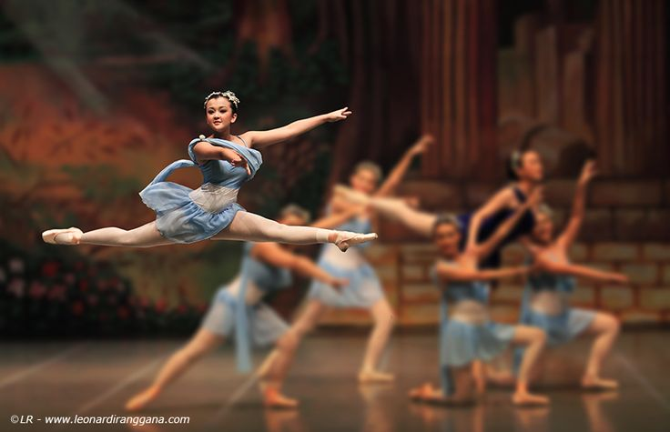 Ballerina by Leonardi Ranggana