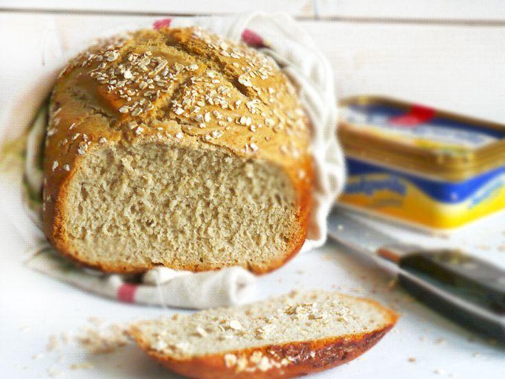 chleb owsiany z automatu