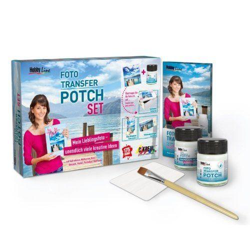 Kreul 49960 - Foto Transfer Potch Set: Amazon.de: Küche & Haushalt