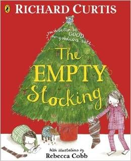 Rs. 200. The Empty Stocking - Richard Curtis & Rebecca Cobb, Puffin, 48 Pages, Paperback. It's Christmas Eve and there's one very important question on everyone's mind - have YOU been good this year? For twins Sam and Charlie this is a big worry. Charlie has been especially naughty and everyone is sure that she won't get any presents AT ALL. But when Santa makes a mistake, it's up to Charlie to put things right...