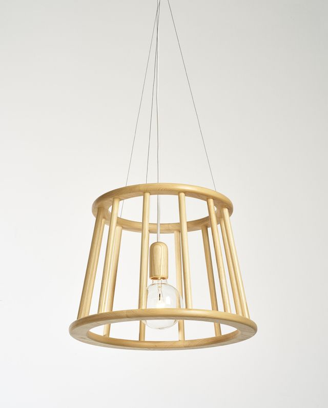 T.C.C | Spindle Light by Timothy John for @paperplanestore