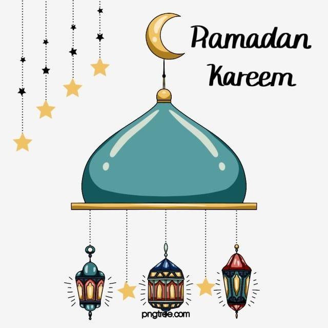 عناصر مهرجان رمضان المبارك مرسومة باليد رمضان كرتون النجوم Png وملف Psd للتحميل مجانا Ramadan Images Ramadan Lantern Ramadan