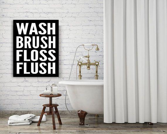 Best 25+ Bathroom Canvas Art Ideas On Pinterest | Bathroom Canvas, Diy  Canvas And Canvas Ideas