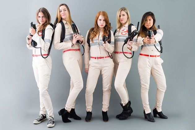 The Best 5 People Group Halloween Costumes -- womendotcom