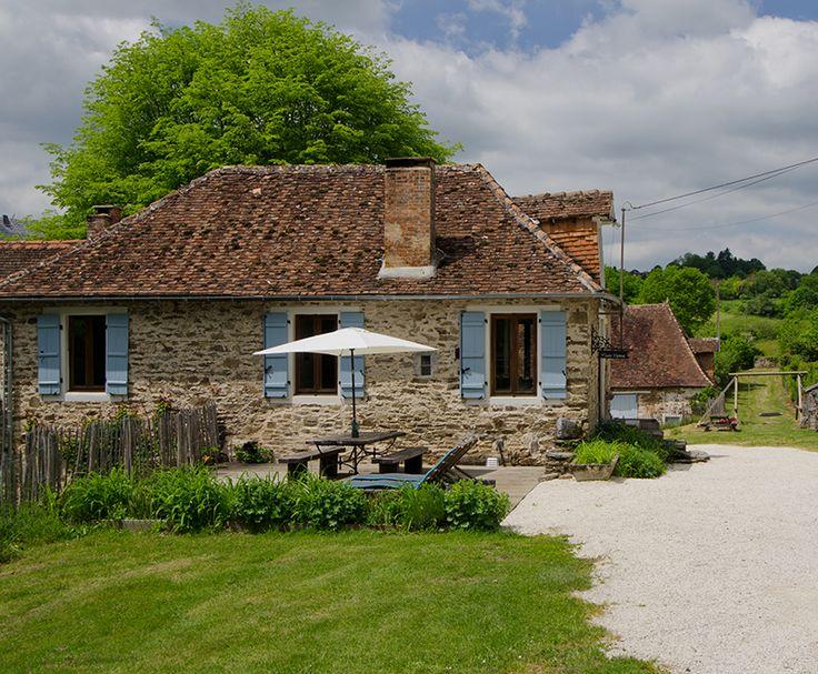 Het vrijstaande vakantiehuis Haute Vienne