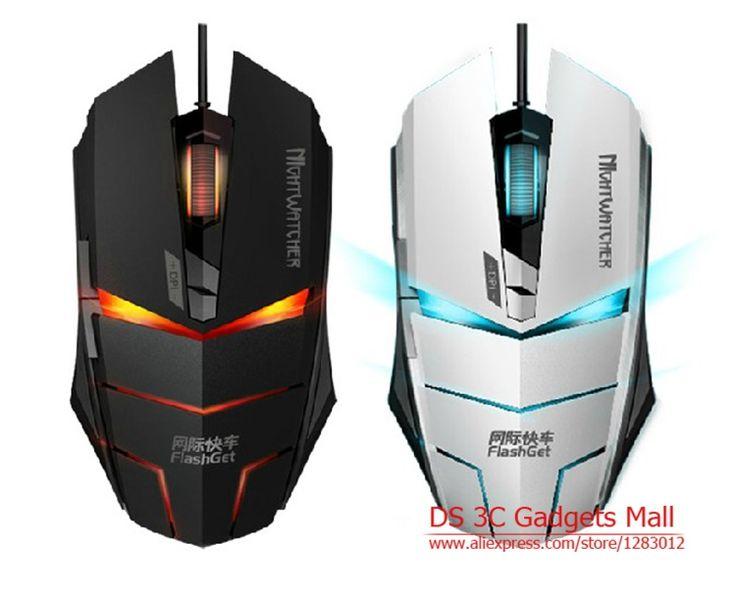 Бесплатная доставка игры мышь, проводной мышь для ноутбука usb компьютерная мышь