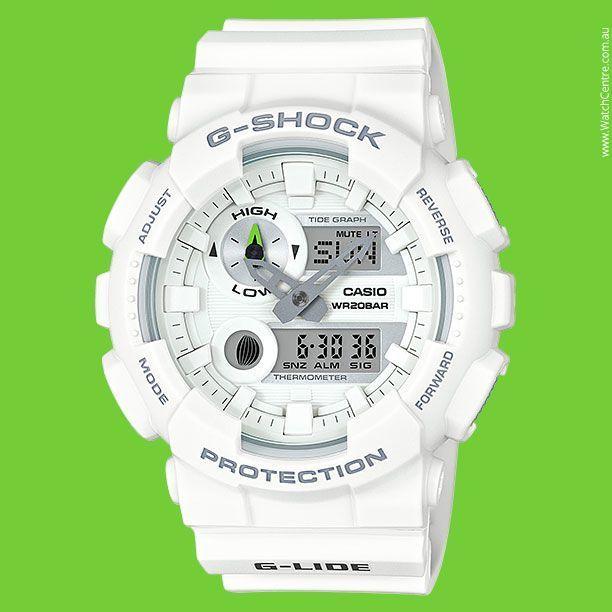 G-Shock G-LIDE GAX100 Series Model No. GAX100A-7A