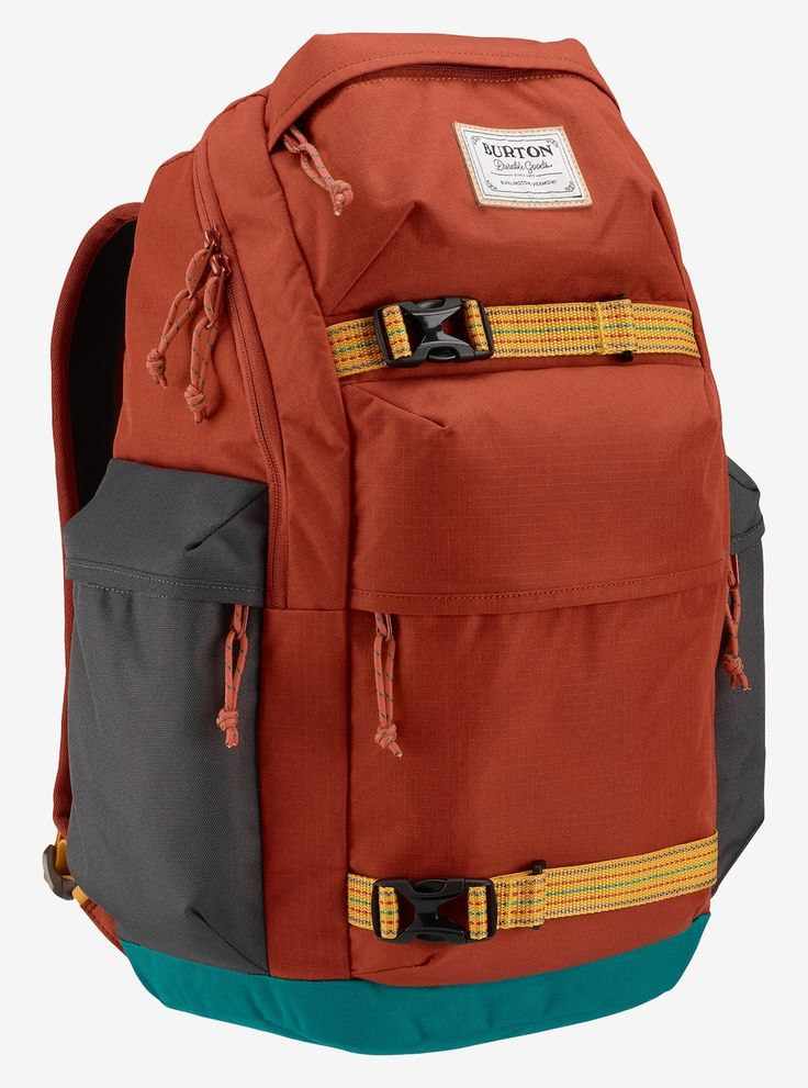 Burton Kilo Backpack shown in Tandori Ripstop