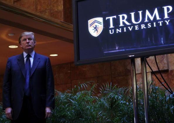 'Trump University' fraud claims surface in campaign **But will his Zombei like fans listen and fact check?