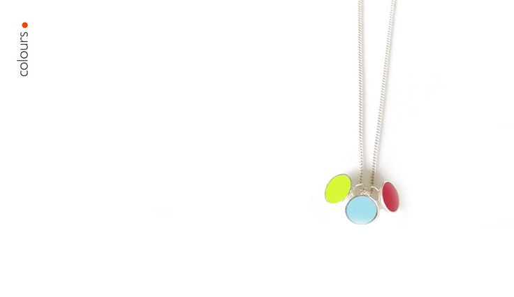 Liliana Guerreiro | jewelry | colours | New pendents