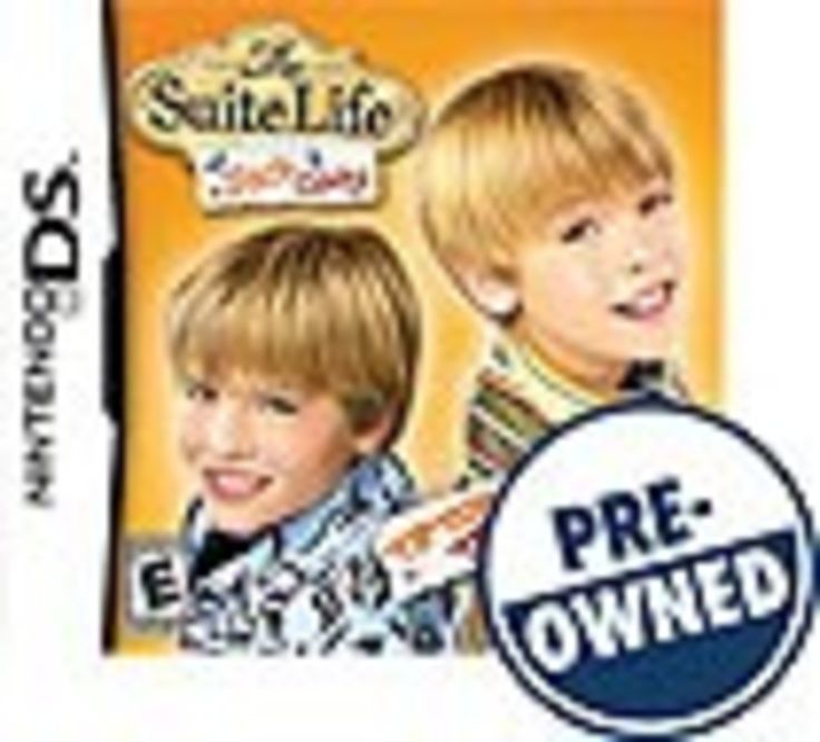 The Suite Life of Zack & Cody: Tipton Trouble — PRE-Owned - Nintendo DS