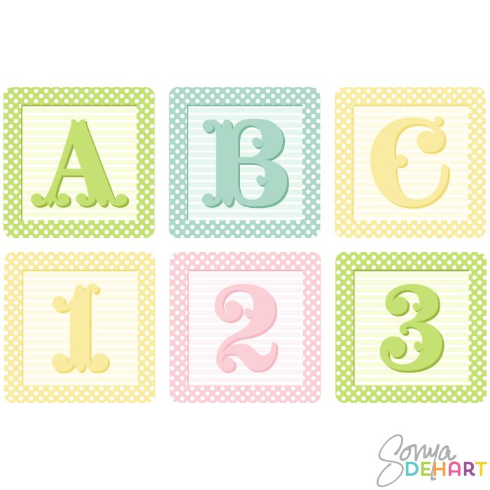 cutest baby block clip art vector shaby french baby baby blocks clipart free baby building blocks clipart