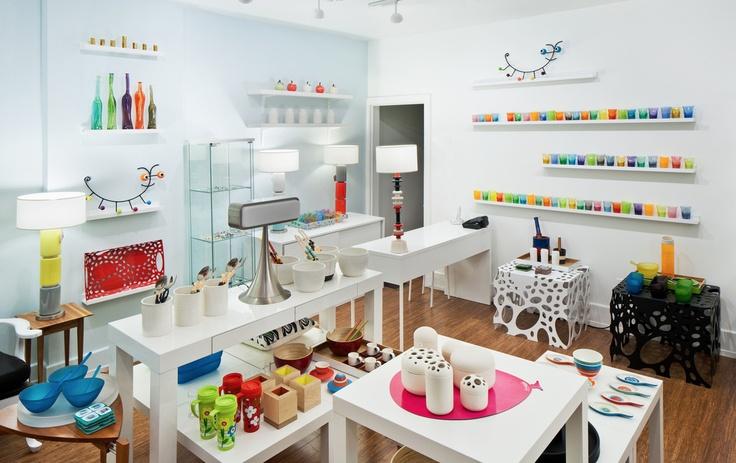 Tina Frey Designs: Pimlico Design Gallery - Toronto: Visual Merchandising, Presentation Mood, Tina Frey, Design Gallery, Pimlico Design
