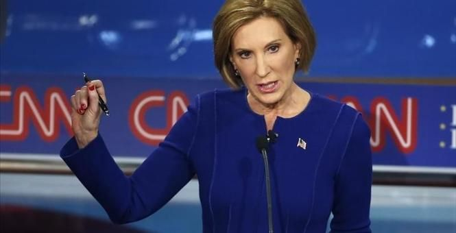 Carly Fiorina is surging right now in the GOP Presidential primary and its easy to see why many conservatives like her. Shes had a couple of strong debate performances where shes tossed out good lines, shes the first woman to lead a Fortune 50 business and shes portraying herself as an outsider in a year when conservatives are justifiably sick of politicians.