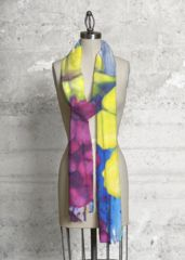 Modal Scarf - reflections--mrr by VIDA VIDA