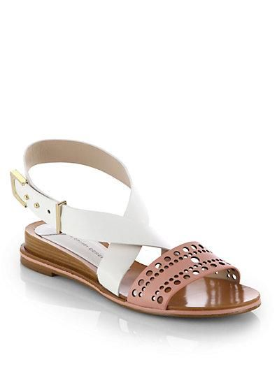 These sandals are simply perfect for summer!