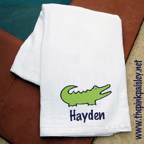 Personalised Beach Towel Pegs: 98 Best Baby Gator Images On Pinterest