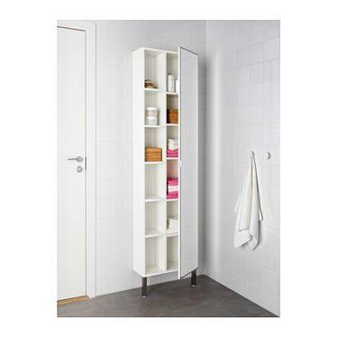 IKEA LILLNGEN Mirror Cabinet 1 Door End Unit