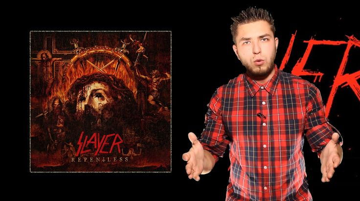 Attack The Music: SLAYER - REPENTLESS (2015)