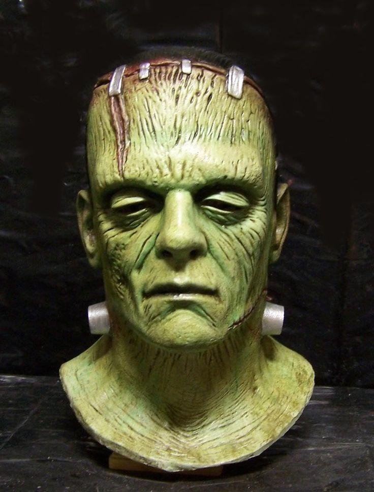 frankenstein mask | ... last year from justin was his aurora or ahi inspired frankenstein mask