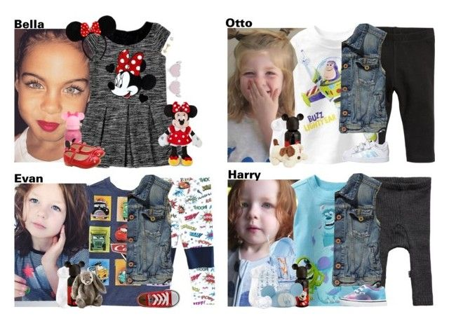 """""""03.19.17 // Hollywood studio and Cape may buffet with the King's // Sartuday"""" by threelittlebeans ❤ liked on Polyvore featuring Sons + Daughters, Old Navy, Disney, Converse, H&M, adidas, GET LOST, Jellycat, Vans and themohegans"""