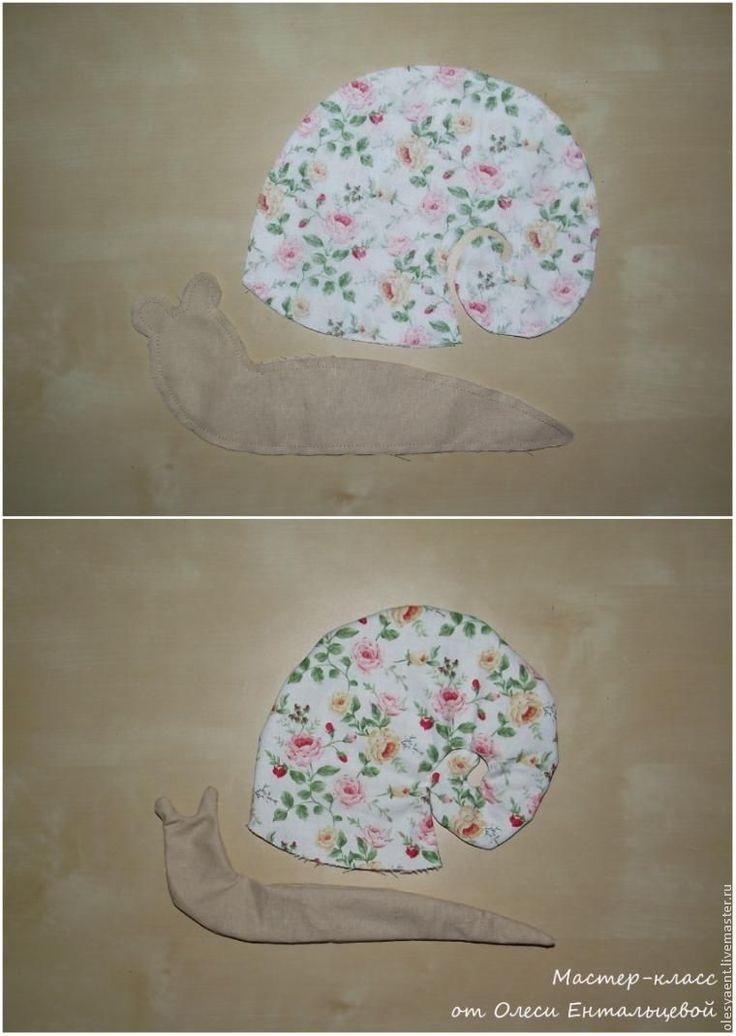 Я хочу поделиться своим вариантом мастер-класса по шитью Тильды улитки. Итак, начнем! :) Для улитки нам понадобится: ткань (минимум 2 вида: однотонная — для тела, цветная — для ракушки, и еще разные лоскутки для декора, в моем случае для шитья подушек); выкройка; синтепоновый наполнитель; нитки соответствующего цвета, краска для рисования глаз (краска для ткани, если такой нет то…