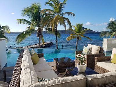 VRBO.com #4258454ha - Luxury Private Beach Villa - May 2017 accommodations booked! Hello St. Thomas...
