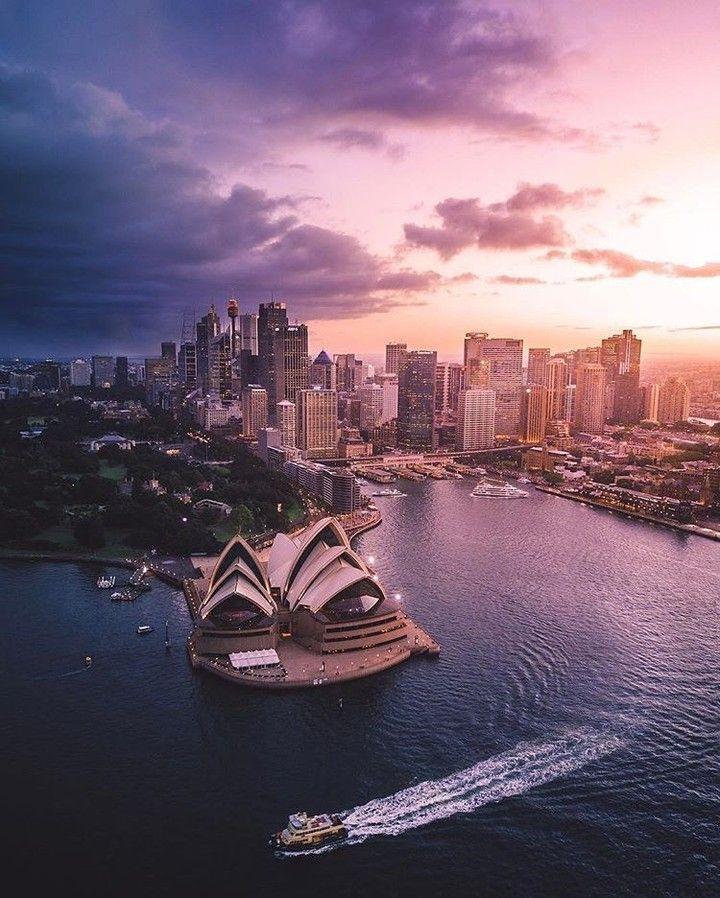 Sydney :) . Credits to /pat_kay/ . #sydney #wonder…